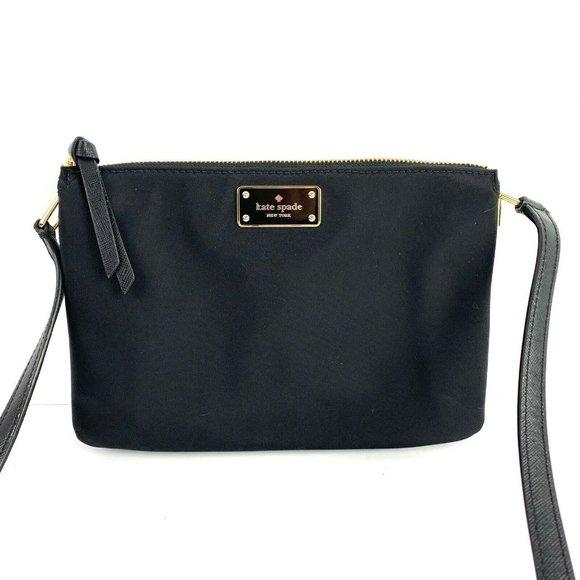 Kate Spade Crossbody Bag Dawn Triple Gusset Nylon